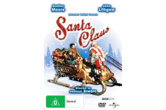 Santa Claus The Movie DVD Region 4