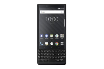 BlackBerry KEY2 Dual SIM BBF100-6 (64GB, Black)