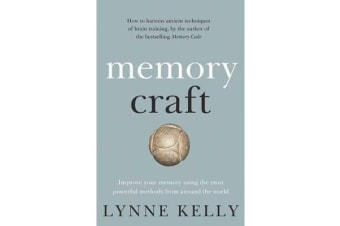 Memory Craft - Improve Your Memory Using the Most Powerful Methods and Tools from Around the World