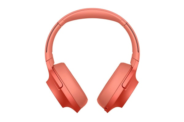 Sony h.ear on 2 Wireless Noise Cancelling Headphones - Red (WHH900NR)