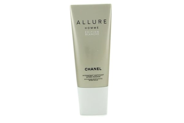 Chanel Allure Homme Edition Blanche Anti-Shine Moisturizing After Shave Cream (Made in USA) (100ml/3.4oz)