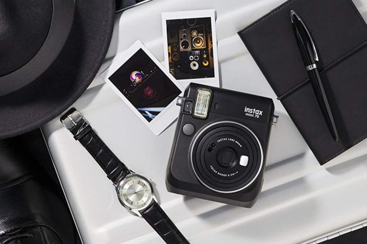 Fujifilm Instax Mini 70 (Midnight Black)
