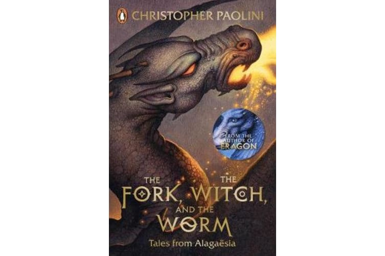 The Fork, the Witch, and the Worm - Tales from Alagaesia Volume 1: Eragon