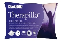 Dunlopillo Therapillo Premium Memory Foam Contour Pillow (High)