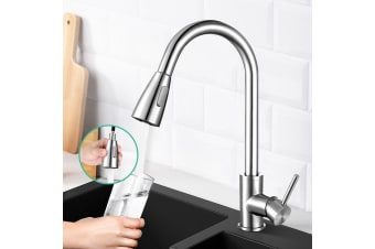 Cefito Kitchen Tap Mixer Taps Faucet Pull Out Sink Basin Brass Swivel WELS