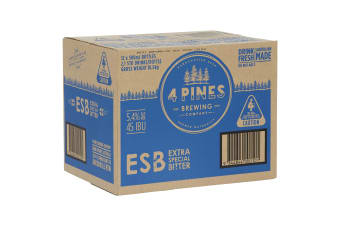 4 Pines Extra Special Bitter Beer 12 x 500mL Bottles