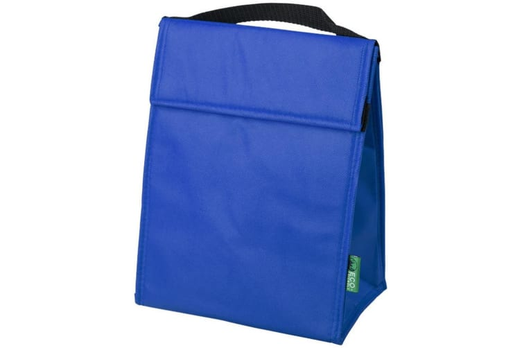 Bullet Triangle Non Woven Lunch Cooler Bag (Royal Blue) (One Size)