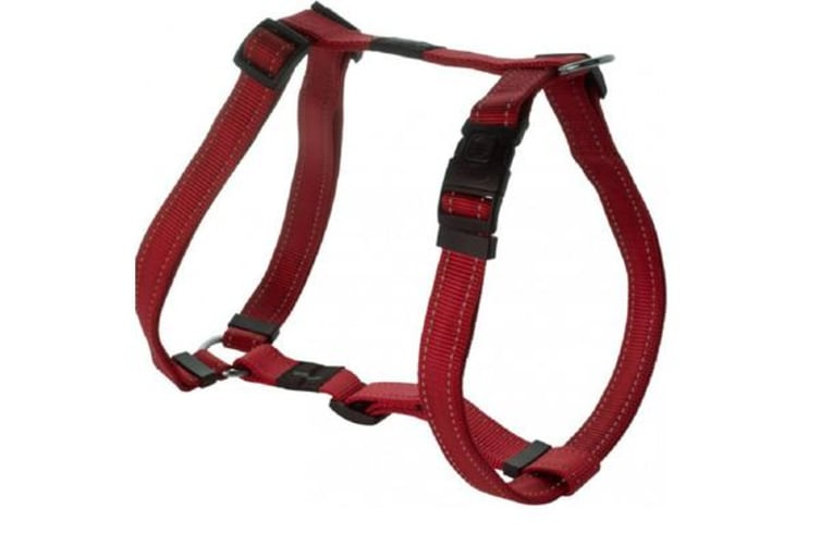 Rogz Utility H Harness Red - XL