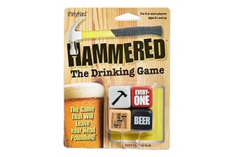 ICUP iPartyHard Hammered Dice Game