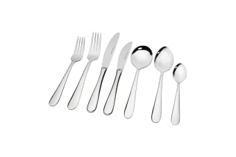 Stanley Rogers Albany 84 Pieces Stainless Steel Cutlery Set Gift Box