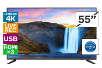 "Dick Smith 55"" 4K LED TV (Ultra HD)"