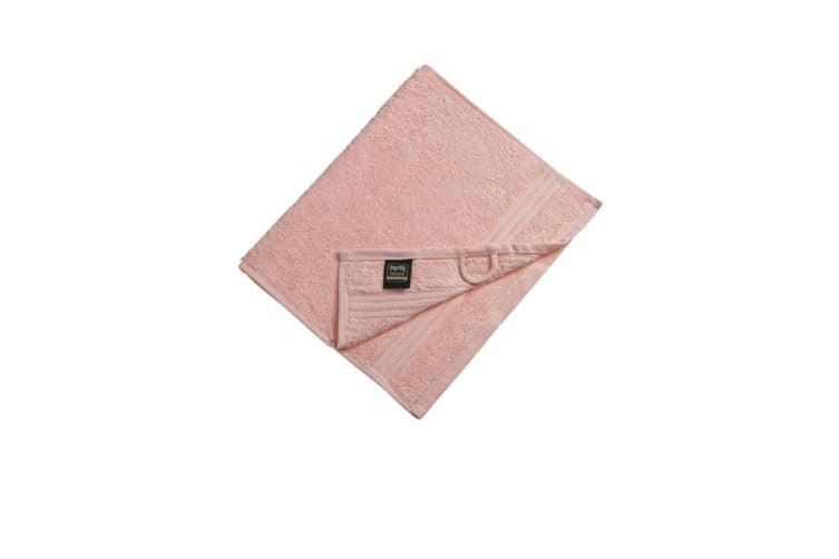 Myrtle Beach Basic Guest Towel (Light Pink) (One Size)