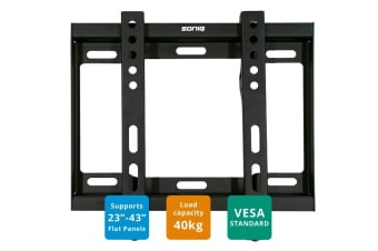 SONIQ Wall Mount Fit for Most 23 42 inch flat panel TV AWM2302