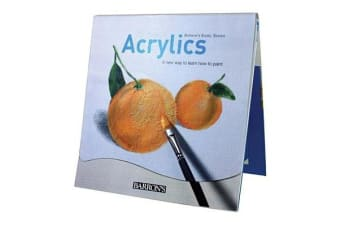 Acrylics - A New Way to Learn How to Paint