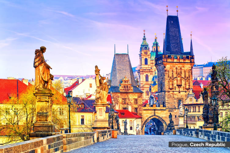 EUROPE: 29 Day Great European Tour Including 7 Nights Eastern Mediterranean Cruise with Flights for One (Interior Cabin)