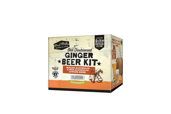 Mad Millie Old Fashioned Ginger Beer Kit