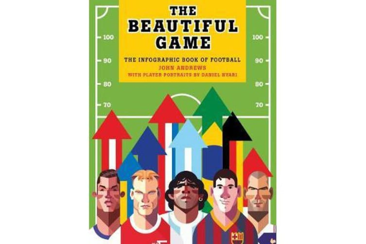 The Beautiful Game - The infographic book of football