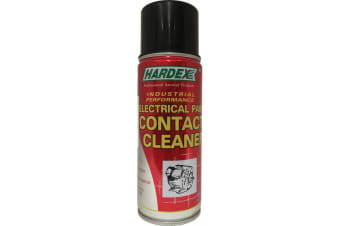 Electrical Contact Cleaner Hardex 400Ml