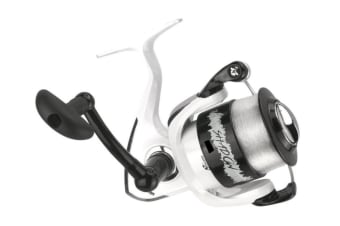 Silstar Shadow 3000 Spinning Fishing Reel Spooled With Line