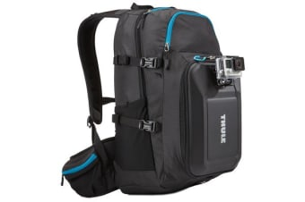 THULE Legend Action Camera Backpack - Compatible with Go Pro - Black