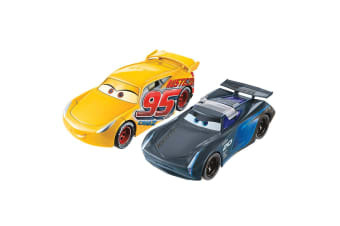 Disney Cars 3 Race n Flip