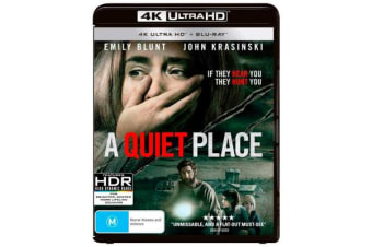 A Quiet Place (4K UHD/Blu-ray)