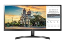 "LG 34"" 21:9 2560x1080 Full HD UltraWide IPS LED Gaming Monitor (34WK500-P)"