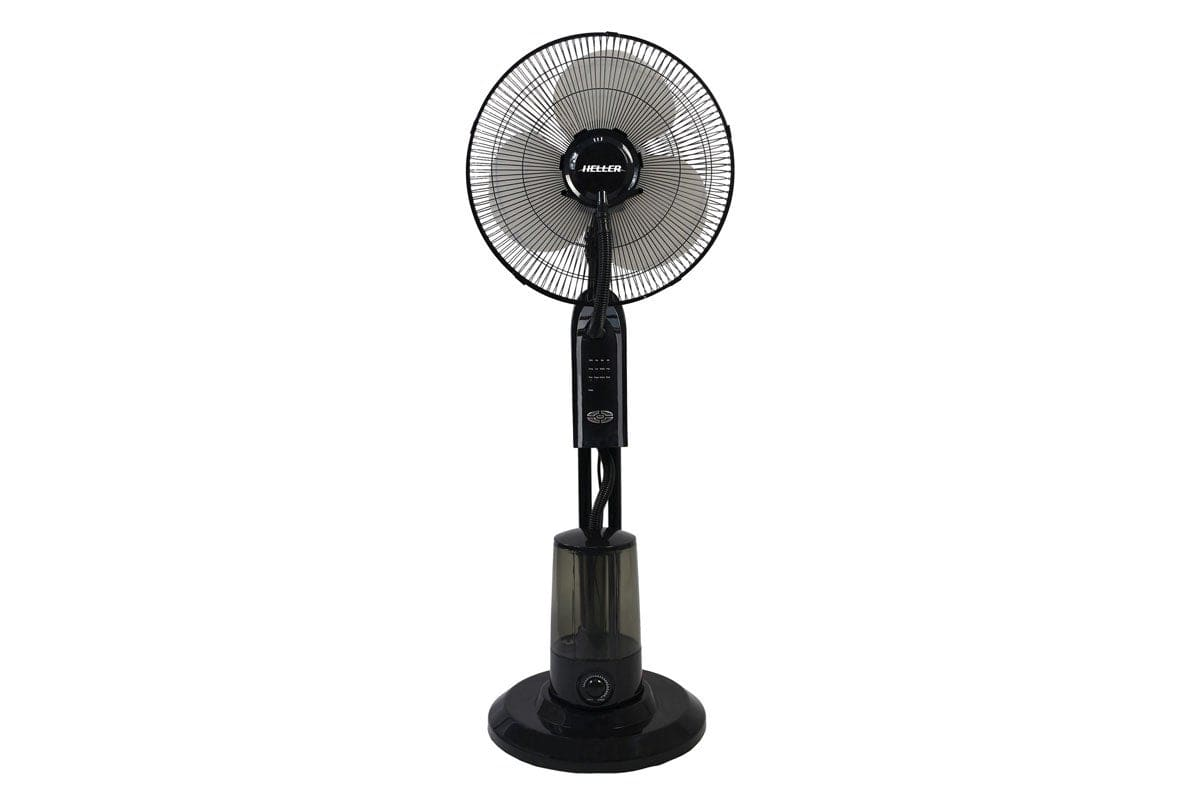 Image of Heller 40cm Misting Fan with Remote (HMIST40R)