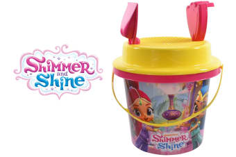 Shimmer and Shine Bucket and Spade Set