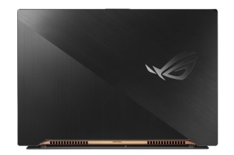 "ASUS ROG GX701GXR-H6097T notebook Black 43.9 cm (17.3"") 1920 x 1080 pixels 9th"
