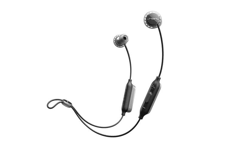 Sol Republic Relays Sport In-Ear Wireless Headphones (Grey)