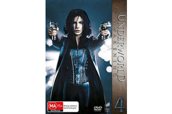 Underworld Awakening DVD Region 4
