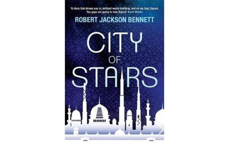 City of Stairs - The Divine Cities Book 1