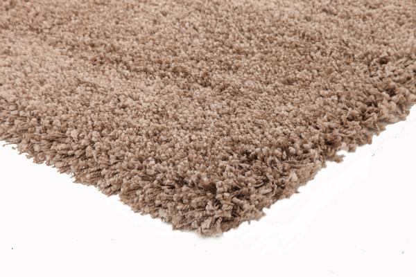 Thick Soft Polar Shag Rug - Latte 150x80cm
