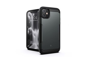VERTECH Heavy Duty Shockof Cover for iPhone 11 -Black