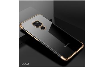 Soft Transparent Tpu Cover Ultra Thin Clear Shell For Huawei Gold Huawei Mate20Lite/Wheat7