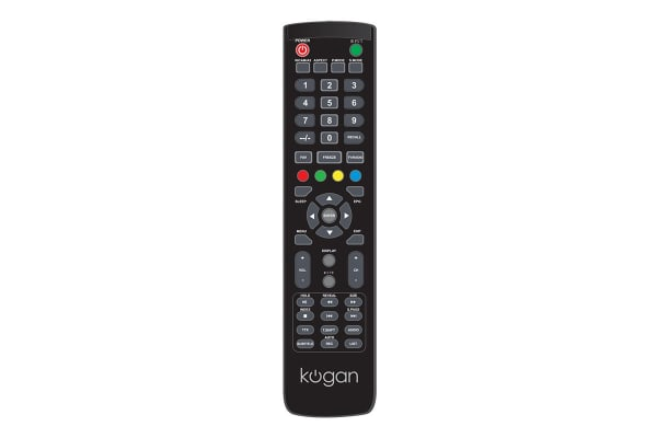 Kogan Remote for Z Series TV (No DVD)