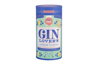 Ridley's Gin lovers 500pc Puzzle