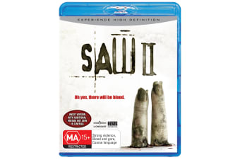 Saw II Blu-ray Region B
