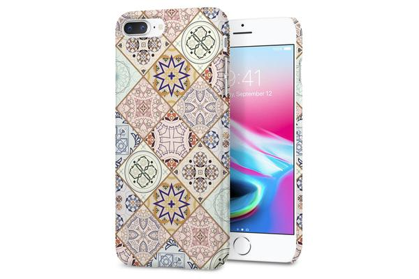 Spigen iPhone 8 Plus Thin Fit Design Edition Case Arabesque