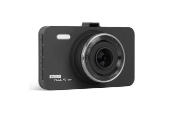 3 Inch Dash Car Camera (Black)