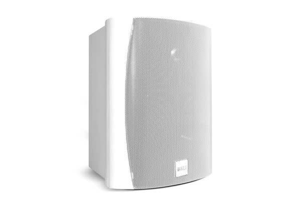 KEF 5.25  Weatherproof Outdoor      Speaker. 2-Way sealed box. IP65 rated. White