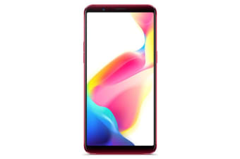 OPPO R11s (Single Sim, 20MP, 64GB/4GB, VIR) - Red