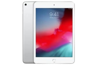 Used as demo Apple iPad Mini 4 16GB Wifi + Cellular Silver (100% GENUINE + AUSTRALIAN WARRANTY)