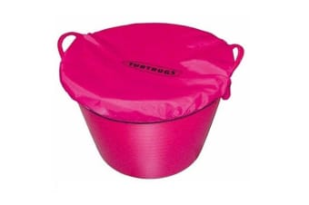Faulks & Company Tubtrug Fabric Cover (Pink)