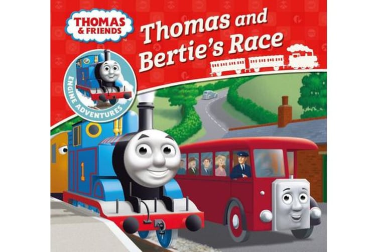 Thomas & Friends - Thomas and Bertie's Race