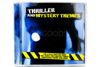 Thriller And Mystery Themes, (TV series Soundtrack/Themes) MUSIC CD NEW SEALED