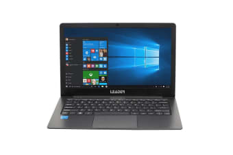 Leader Electronics Companion 308 Notebook, 13.3' Full HD, Celeron, 4GB, 64GB