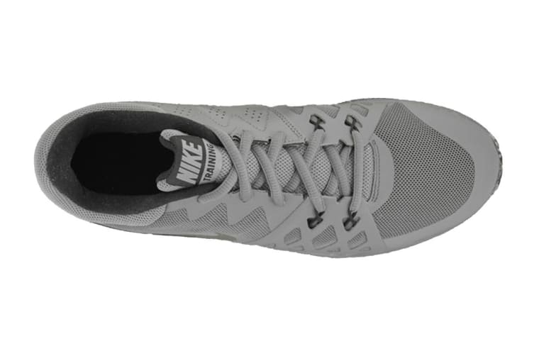 Nike Men's Air Epic Speed TR II Shoes (Cool Grey/Black, Size 8)