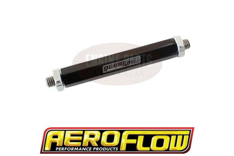 """Aeroflow Cable End 4"""" Extension 2 Nuts 30mm Stud"""